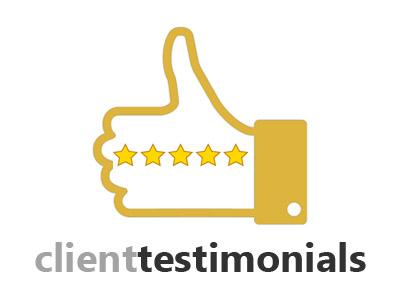 website design and development testimonials